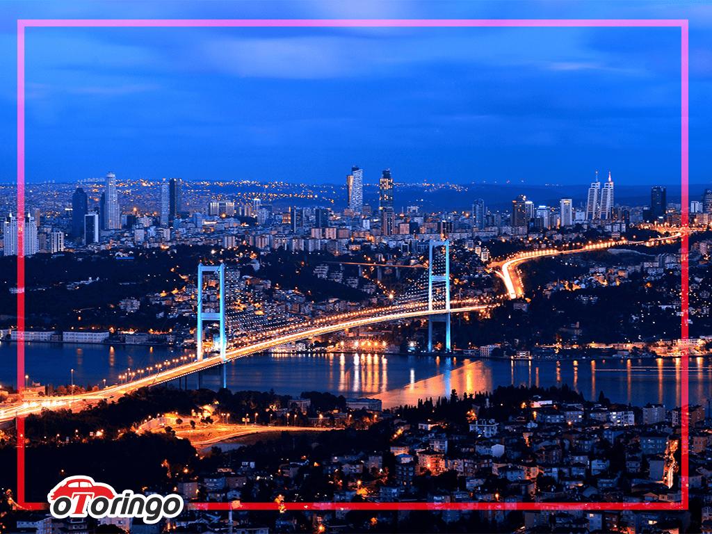 İstanbul'da Araç Kiralama ve Gezilecek Yerler