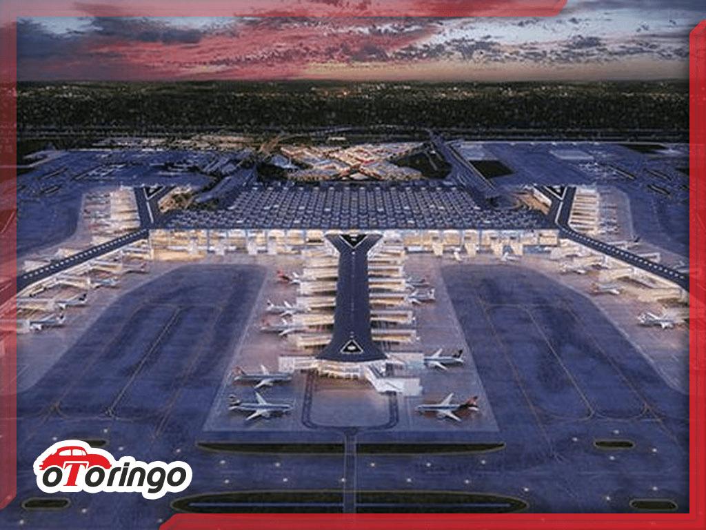 istanbul yeni havalimanı araba kiralama