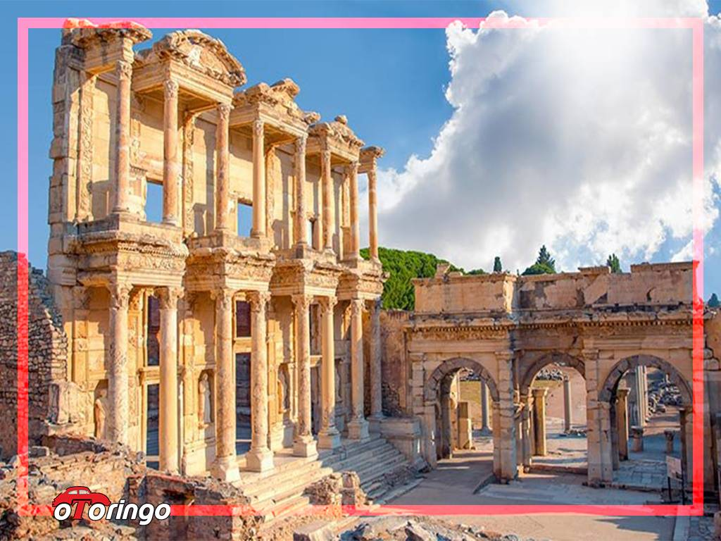 İstanbul'dan Efes'e Yolculuk