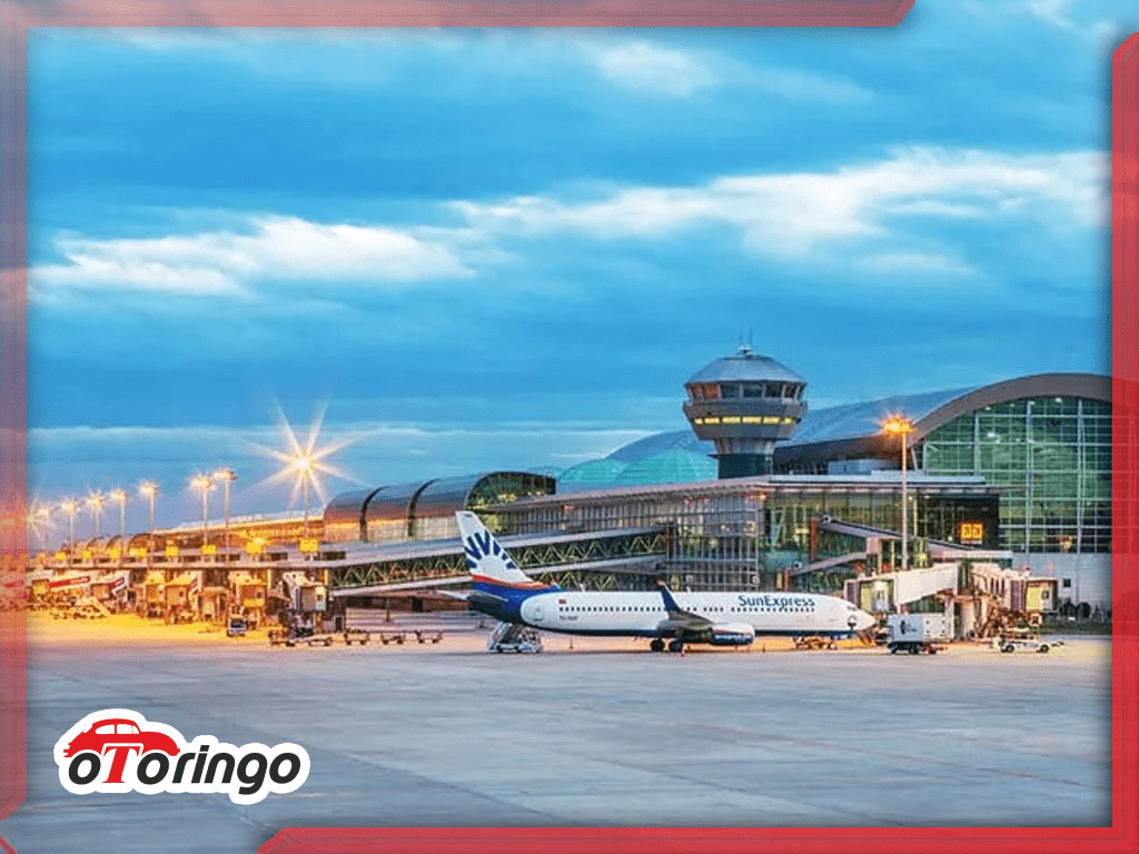 izmir adnan menderes havalimanı araç kiralama
