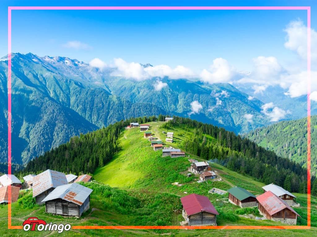 Otoringo İle Doğu-Orta Karadeniz Turu