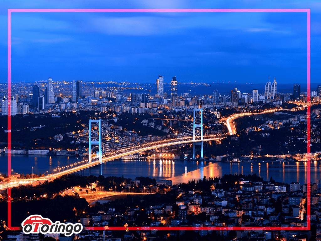 Otoringo İstanbul Araba Kiralama İle İstanbul Turu