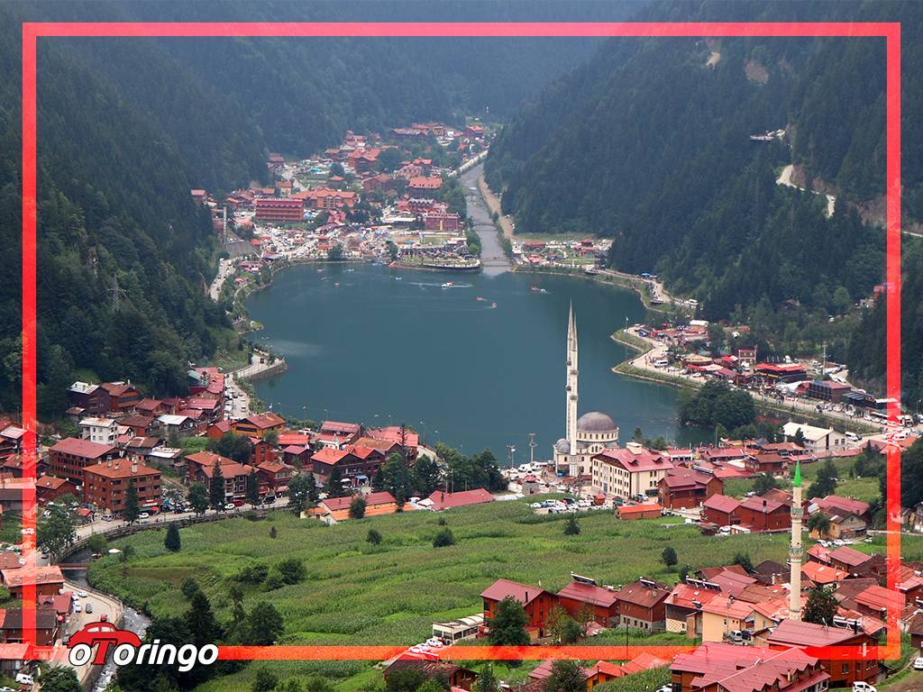 Trabzon'dan Artvin'e