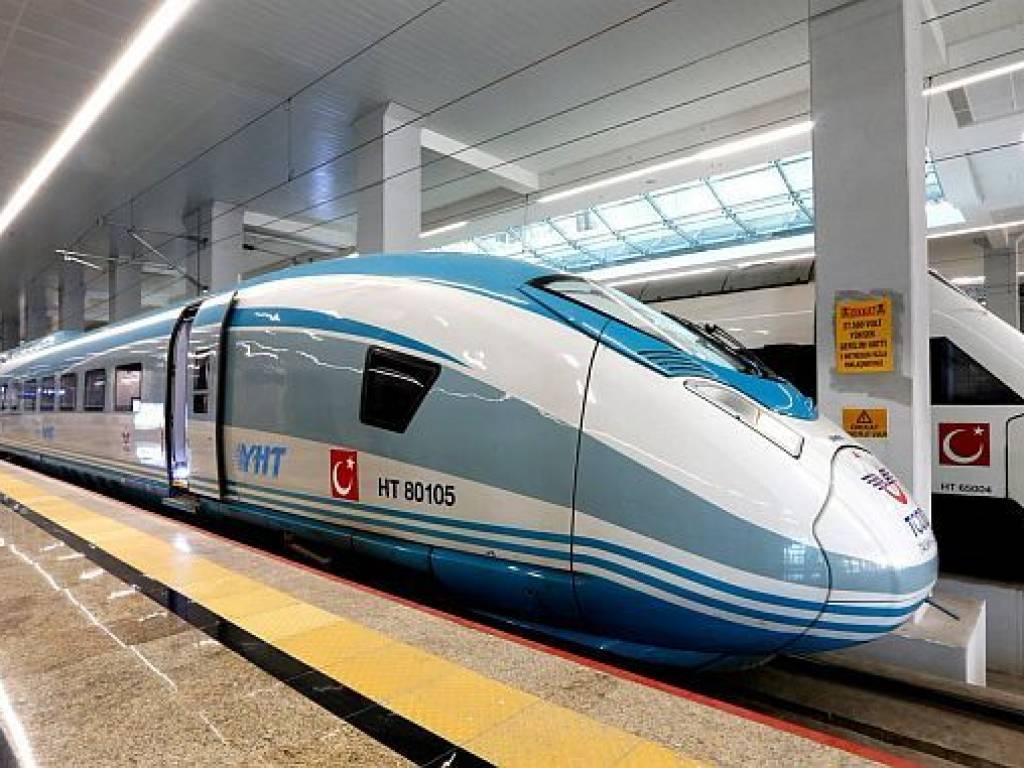 Yüksek Hızlı Tren Durakları